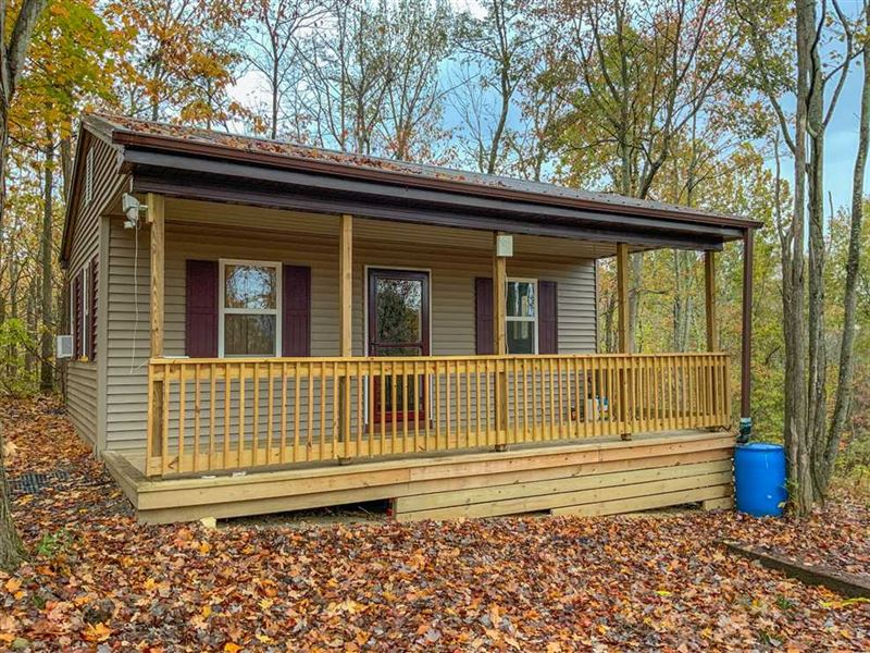 Dickens Rd, 6 Acres, Jackson Cou : Oak Hill : Jackson County : Ohio