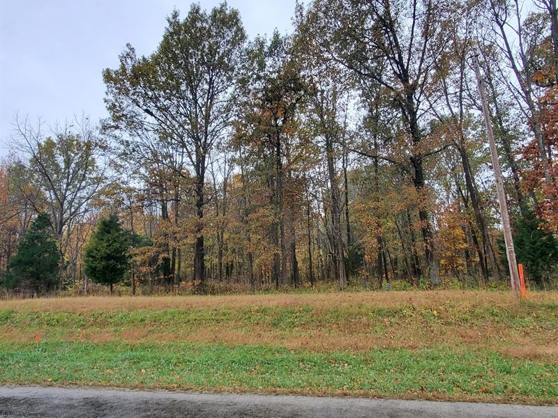 Beautiful Country Lot, Robinson, IL : Robinson : Crawford County : Illinois