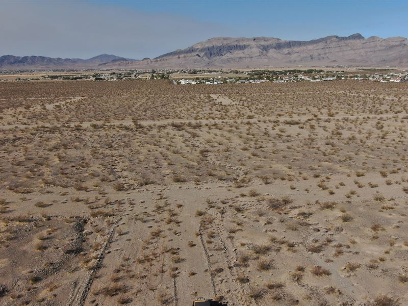 Own in This Fast Growing Town : Pahrump : Nye County : Nevada