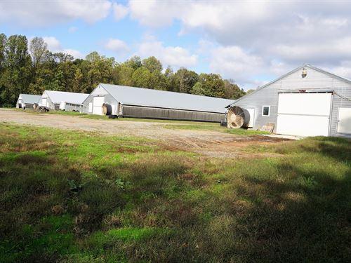 North Carolina Poultry Land For Sale Poultry Property For Sale Landflip
