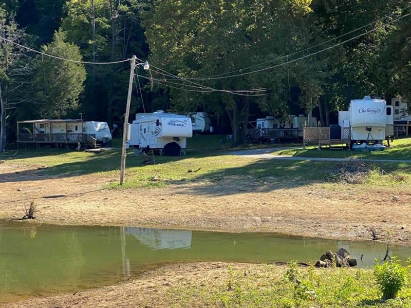 Income Producing Campground/Marina : Tazewell : Claiborne County : Tennessee