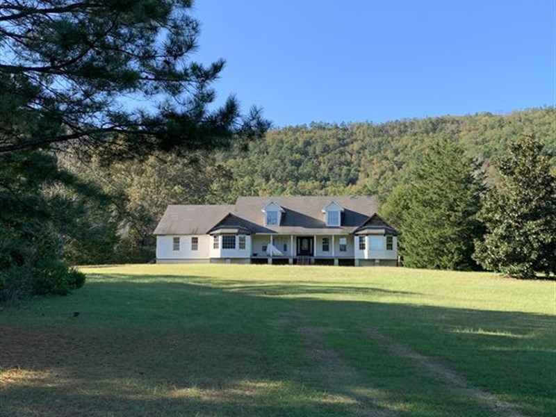 Owls Hollow Retreat : Gadsden : Etowah County : Alabama