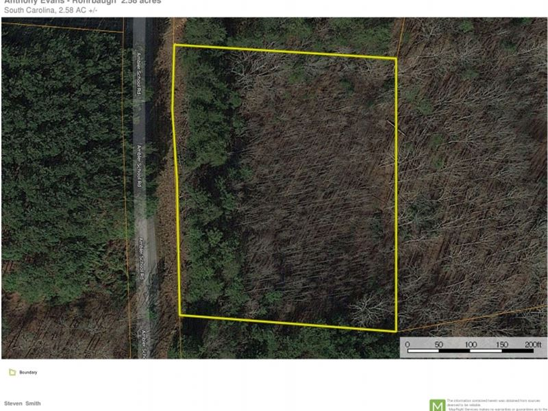 2.58-Acres-Great Acreage For You : Marietta : Pickens County : South Carolina