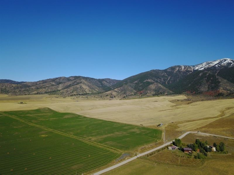 Swan Valley Farms Estates, Parcel 1 : Irwin : Bonneville County : Idaho