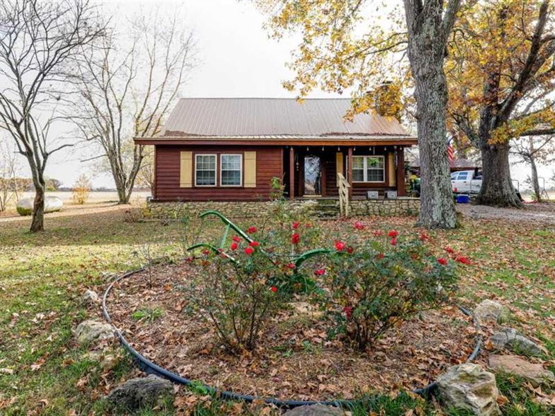 Home on 10 Acres For Sale in Fisk : Fisk : Butler County : Missouri