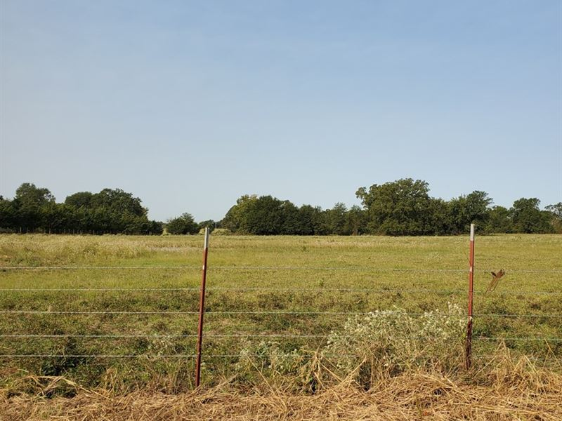 Multiple Land Lots Bennington : Bennington : Bryan County : Oklahoma