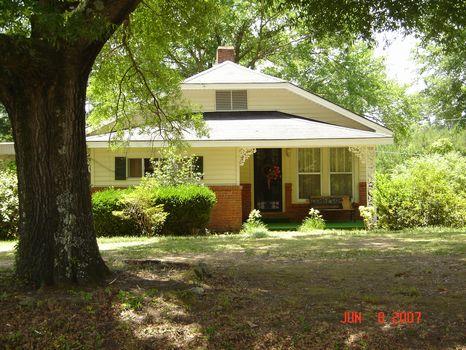 73 Acres +/- & Home : Tomnolen : Webster County : Mississippi