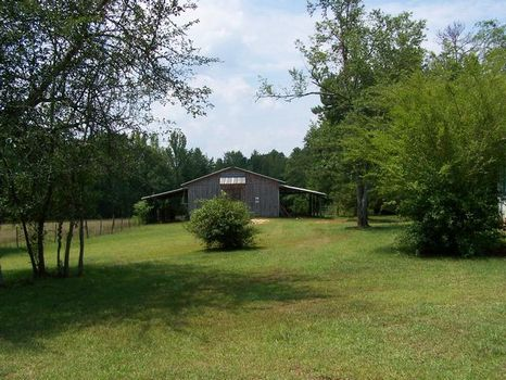 66+/- Acre Farm on Tallapoosa River : Wadley : Chambers County : Alabama