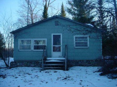 Hillman Home On 10 Acres : Hillman : Montmorency County : Michigan