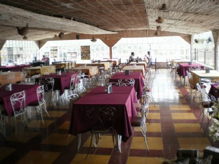 Restaurant,12 Cabins, River, 6.6 Ac : Orosi Paloma : Costa Rica