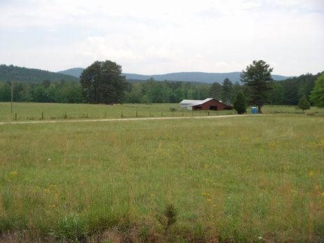 Beautiful 87 Acre Farm : Piedmont : Calhoun County : Alabama