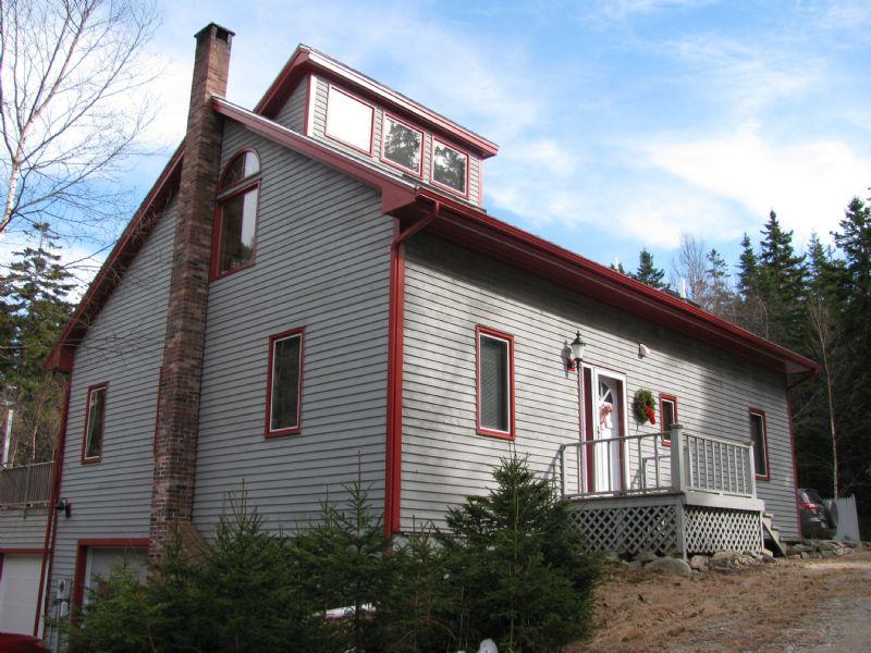 Schooner Point Sanctuary : Steuben : Washington County : Maine