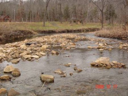 Bickles Cove Creek 7.5 : Mountain View : Stone County : Arkansas