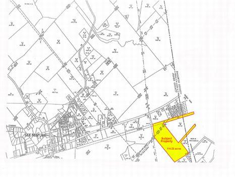 114 Acres on Homer Roberts Road : Haddock : Jones County : Georgia