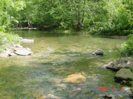 Creek Lot 10 Lick Fork : Mountain View : Stone County : Arkansas