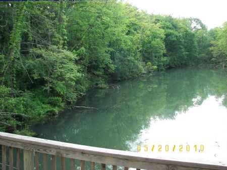 Cabin, Pond, Seclusion : Cambridge : Guernsey County : Ohio