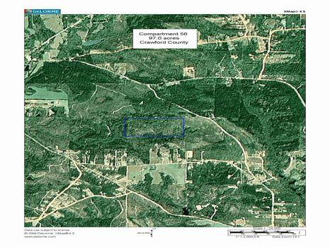 97 Acres : Roberta : Crawford County : Georgia
