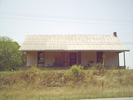 House and 1 ac off Hwy 10 : Luverne : Crenshaw County : Alabama