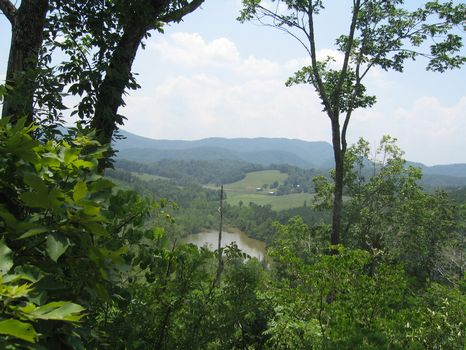 624 AC on Tellico Lk. in Monroe Cty : Madisonville : Monroe County : Tennessee