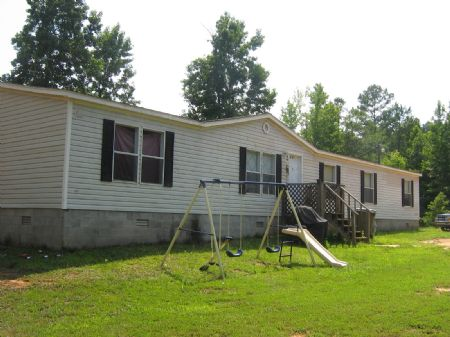 Mobile Home With Acreage : Carlton : Oglethorpe County : Georgia