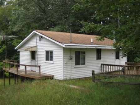 Pere Marquette River Cabin : Branch : Mason County : Michigan