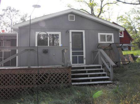 Crest Trail Cabin : Atlanta : Montmorency County : Michigan