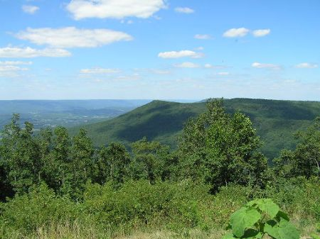 Panoramic Views : Dunlap : Sequatchie County : Tennessee