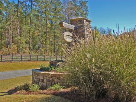 Equestrian Lot In Waterstone Farms : Madison : Morgan County : Georgia