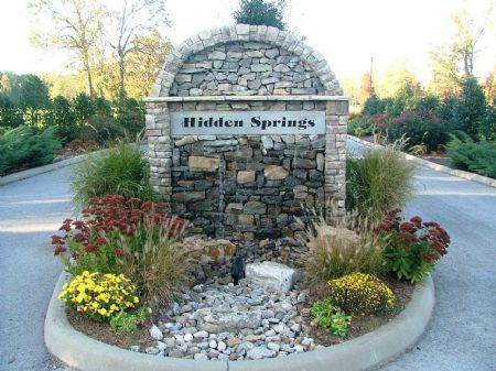 Hidden Springs : Smiths Grove : Warren County : Kentucky