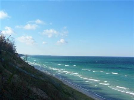 Lake Michigan Frontage : Manistee : Mason County : Michigan