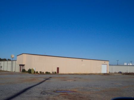 6,000 Sq Ft Industrial Building : Cartersville : Bartow County : Georgia