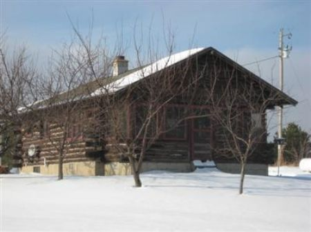 30 Acre Farm With Cabin : Free Soil : Mason County : Michigan