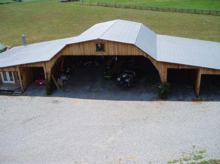 2 Bed 1 Bath ~ 14+ Acres ~ 2 Ponds : Elk Creek : Grayson County : Virginia