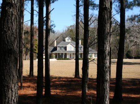 170 Acres With Home On Brier Creek : Sylvania : Screven County : Georgia