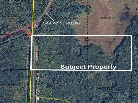 Cass, Unorg 4, 1433007, Gl5&6 : Cass Lake : Cass County : Minnesota