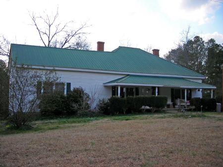 Country Farm House On 10 Acres : Union Point : Oglethorpe County : Georgia