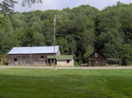 238+ Acres Farmhouse Farmland Woods : Virgil : Cortland County : New York
