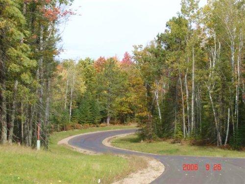 Garrett's Landing Building Spots : Newbold : Oneida County : Wisconsin