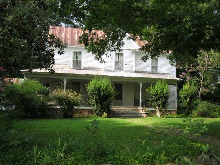 100 year old farmhouse on 21 acres pittsboro chatham county north carolina