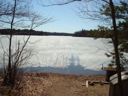 Towanda Lake Lot In Arbor Vitae : Arbor Vitae : Vilas County : Wisconsin