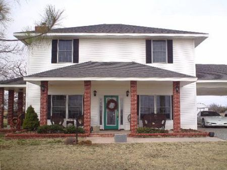 Luxury In The Country : Wanette : Pottawatomie County : Oklahoma