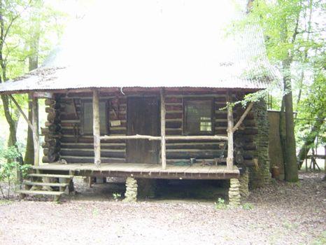 Log Cabin Tract : Georgetown : Quitman County : Georgia