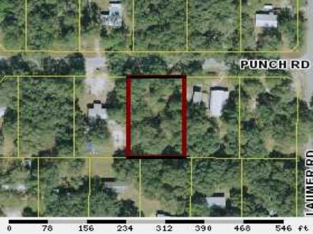 1/2 To 3/4 Acres Mh Lots, Paved Rd : Dade City : Hernando County : Florida