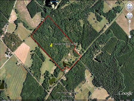 Farm, House, Barn, Pond, Shop : Cadwell : Laurens County : Georgia