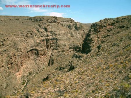 320 Acres Bordered By State Park : Study Butte : Brewster County : Texas