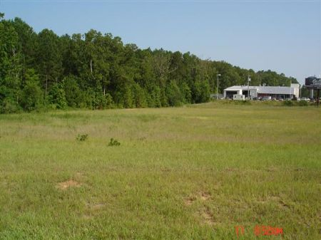 3 Acre Commercial Lot : Louisville : Winston County : Mississippi