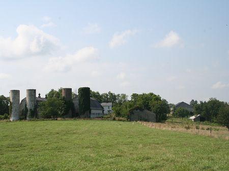 Sanderson's Dairy : Cartersville : Cumberland County : Virginia