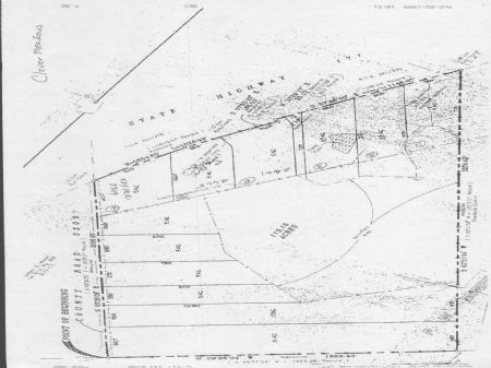 Hwy 171: 5 Acres For Sale : Hubbard : Hill County : Texas