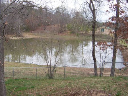 17 Acres Fenced - Two Ponds : Ashville : Saint Clair County : Alabama