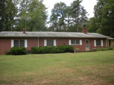 5.03 Acres / Home, Owner Financing : Rutherfordton : Rutherford County : North Carolina